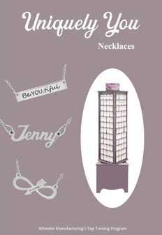 Uniquely You Necklaces Cover Image