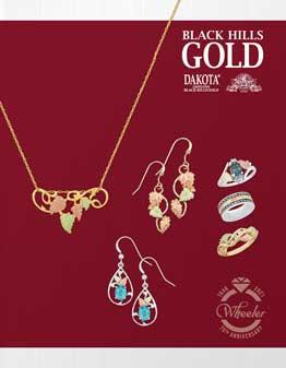Dakota Black Hills Gold Cover Image