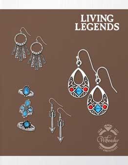 Living Legends Cover Image